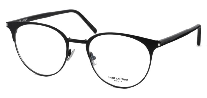 b706e900aa SAINT LAURENT PARIS (サンローラン パリ) 銀座 東京のメガネ ...